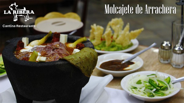 Molcajete de Arrachera